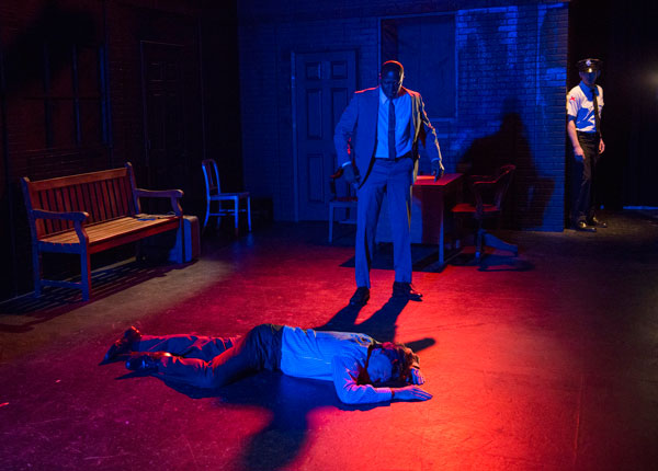 Shattered Globe's <i>In the Heat of the Night</i>, at Theater Wit
