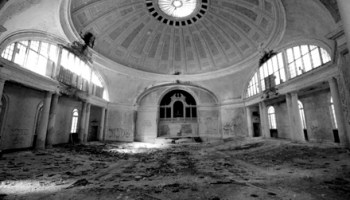 A look inside the dilapidated St. Stephens Church