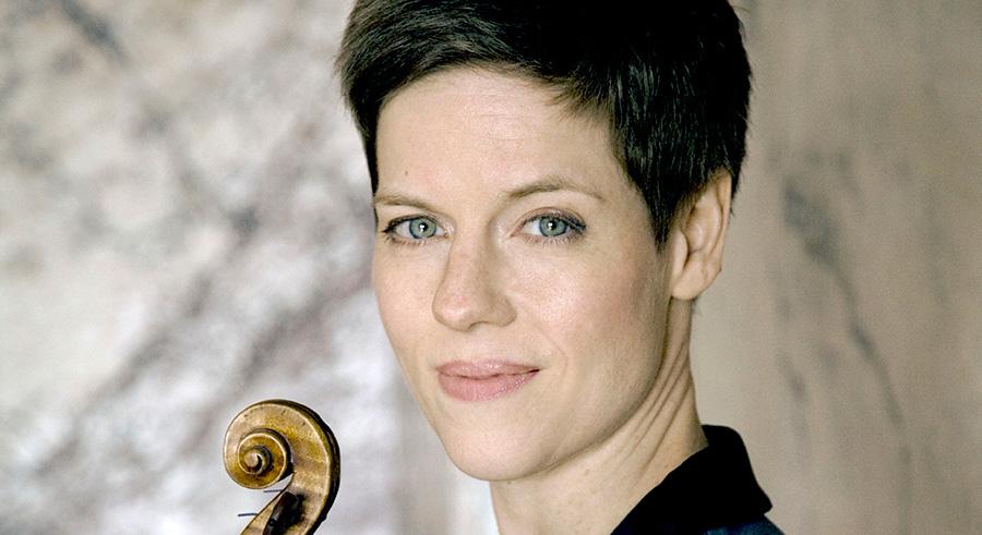 Isabelle Faust and Alexander Melnikov make their Chicago debut on Fri 11/11.
