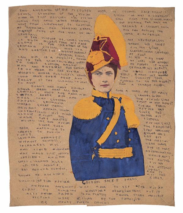 <em>Untitled (Portrait of Colonel Jack Francis Evans)</em>