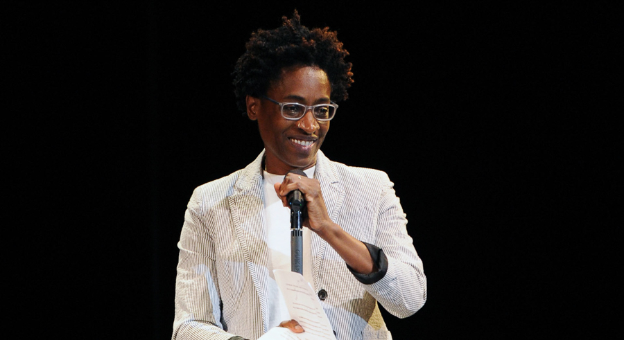 Jacqueline Woodson discusses <i>Another Brooklyn</i> on Wed 10/19.