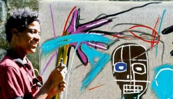 <i>Jean-Michel Basquiat: The Radiant Child</i>