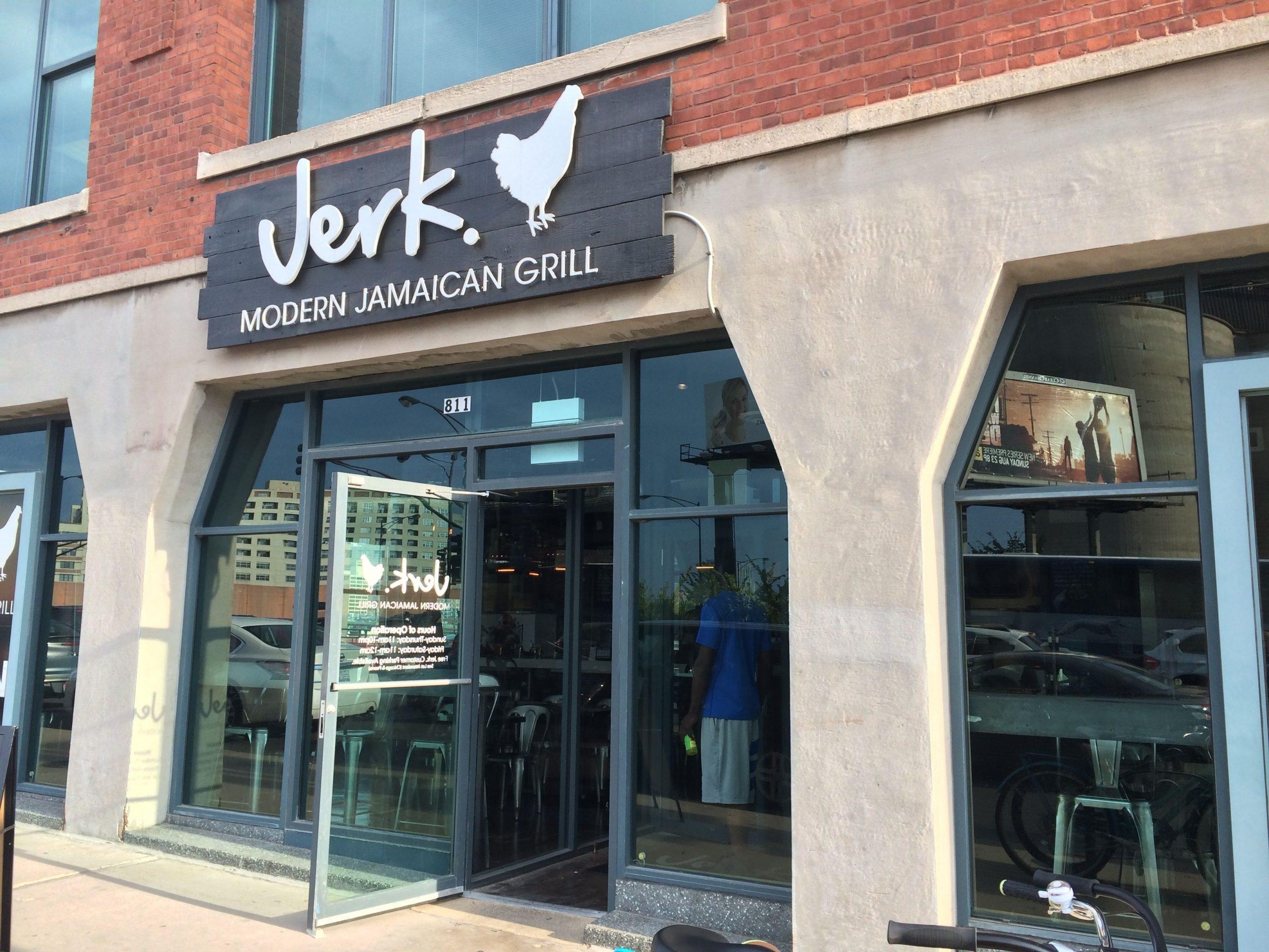 Jerk Modern Jamaican Grill