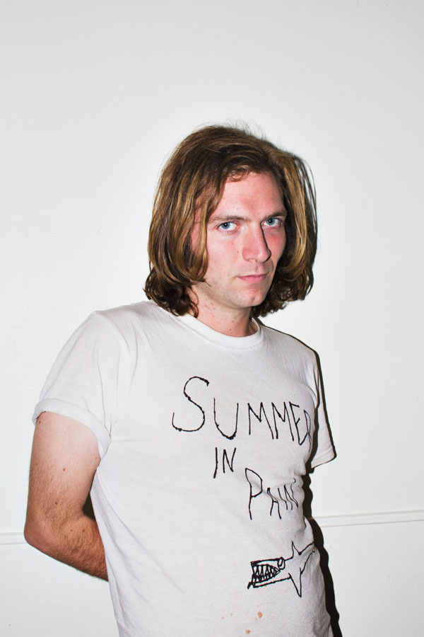 """You can sort of tell that Jimmy wears his """"Summer in Pain"""" T-shirt every day."""