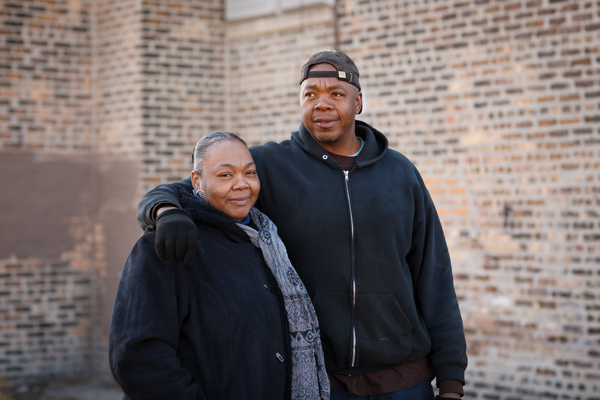 Jo Ann Henson hadn't yet been born when her father Joe was shot to death on a south-side street. Her brother Mark was three.