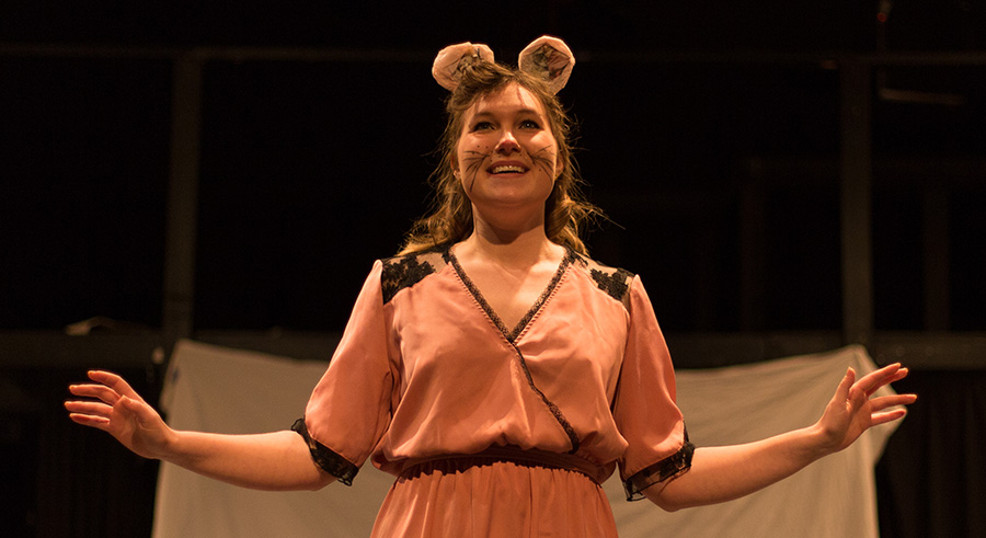 <em>Josephine the Mouse Singer</em>
