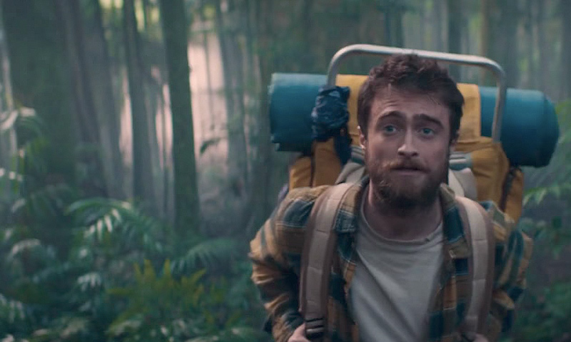 Daniel Radcliffe in <i>Jungle</i>