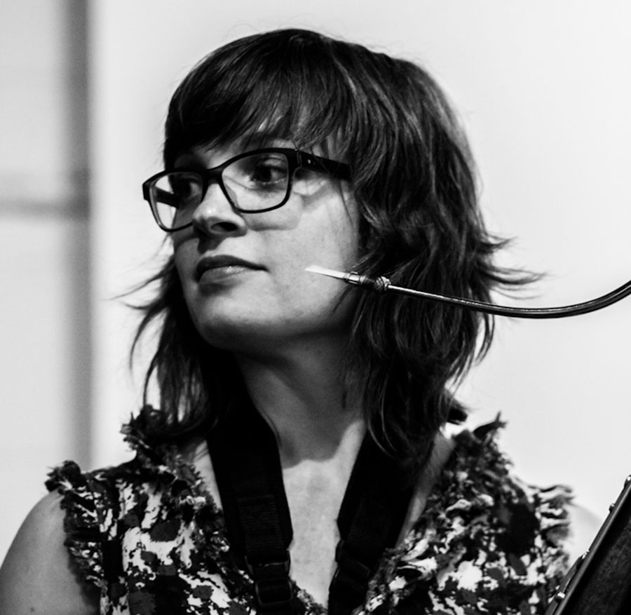 Bassoonist and composer Katherine Young
