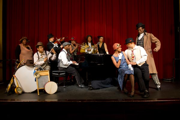 Keep a Song in Your Soul: The Black Roots of Vaudeville