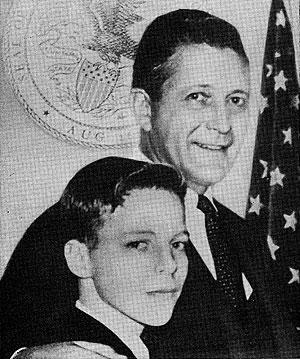Anton and Otto Kerner circa 1961