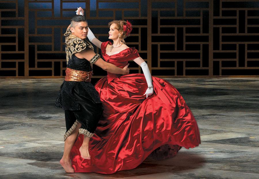 Lyric Opera's <i>The King and I</i>