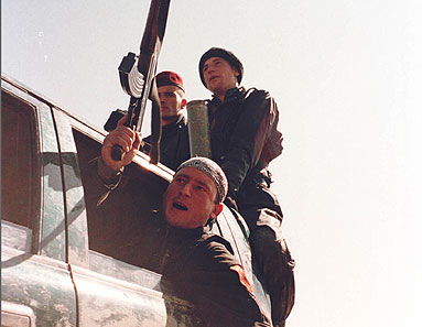 Kosovo Liberation Army soldiers