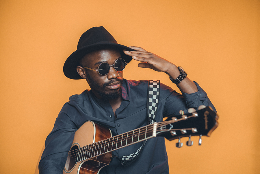 Bugumba plans to release his debut EP as Storyteller this fall.