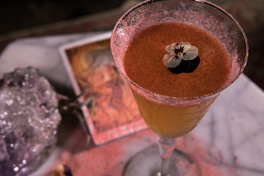 Rusalka cocktail