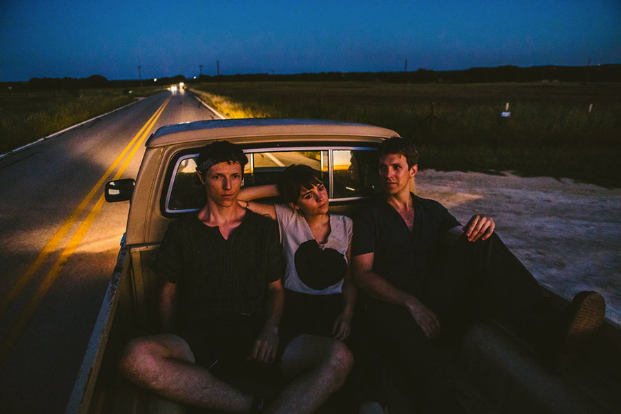 Loma, the new band fronted by Emily Cross of Cross Record
