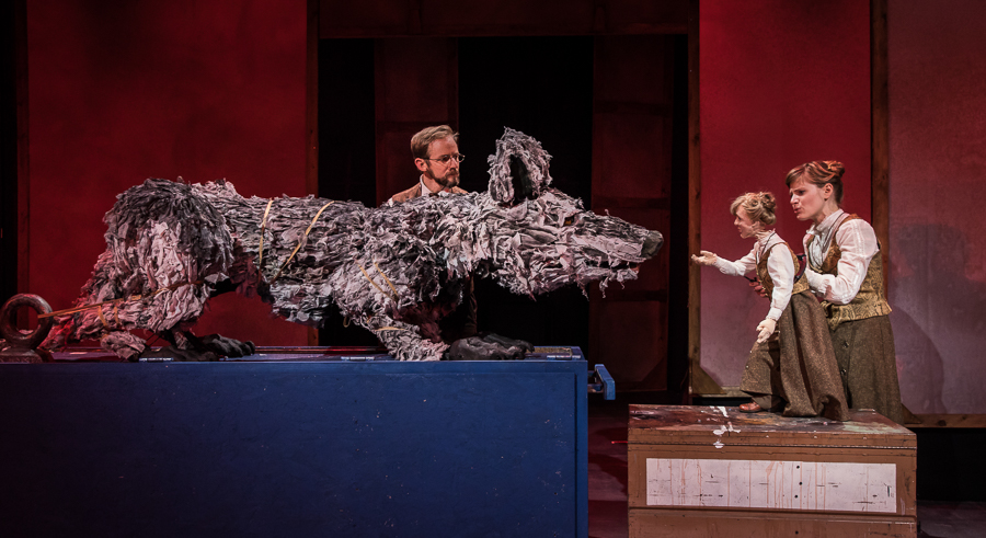 Lookingglass Theatre's <i>Mr. and Mrs. Pennyworth</i>