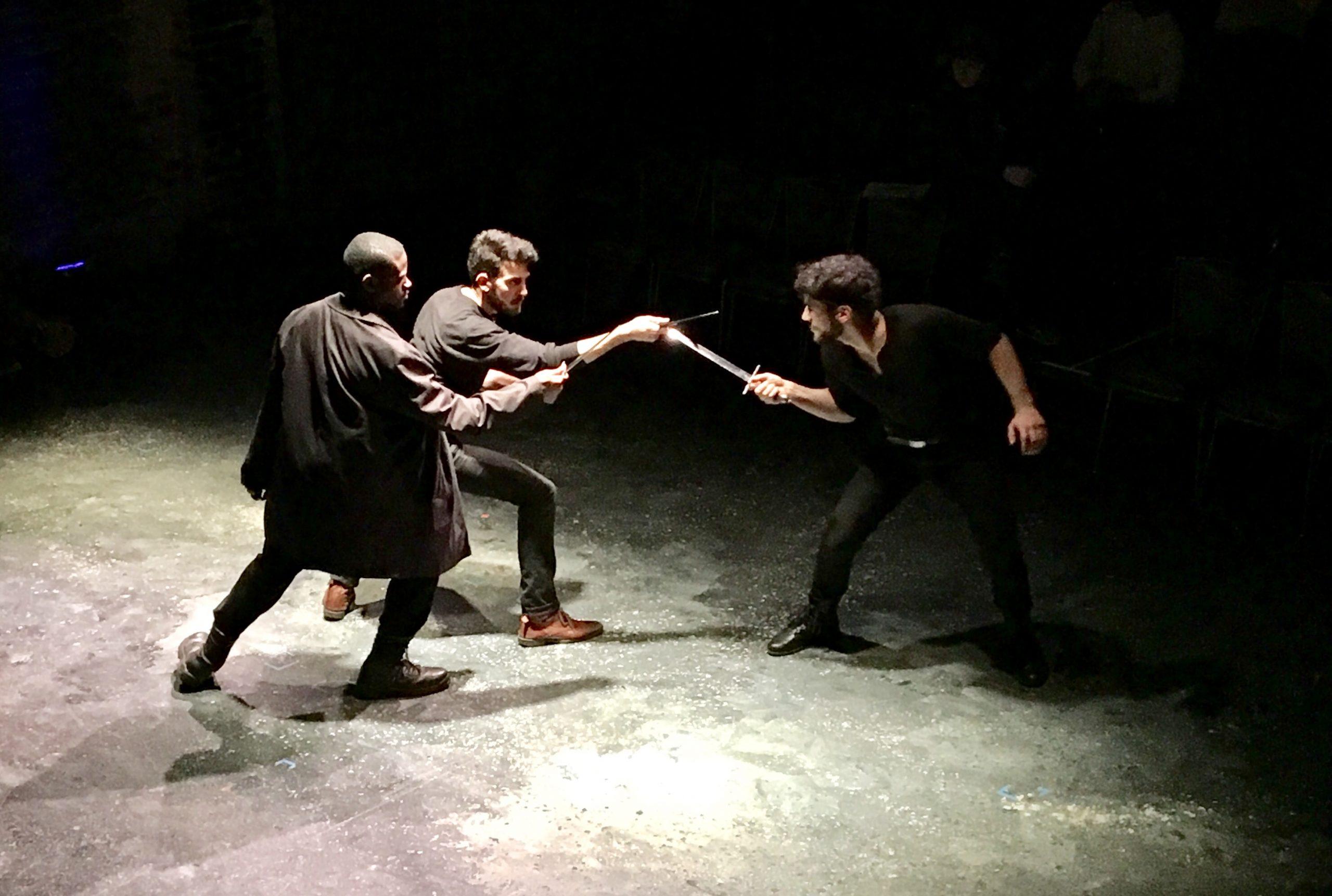 Shakespeare All-Stars Theatre Company's <i>Macbeth</i>