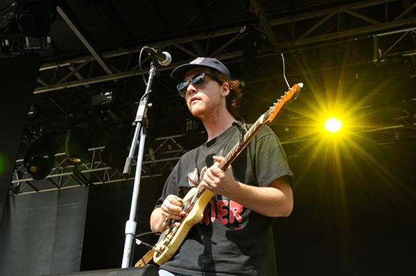 Mac DeMarco's guitarist