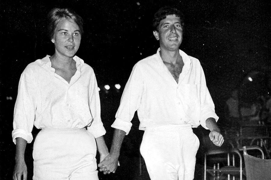 <i>Marianne & Leonard: Words of Love</i>