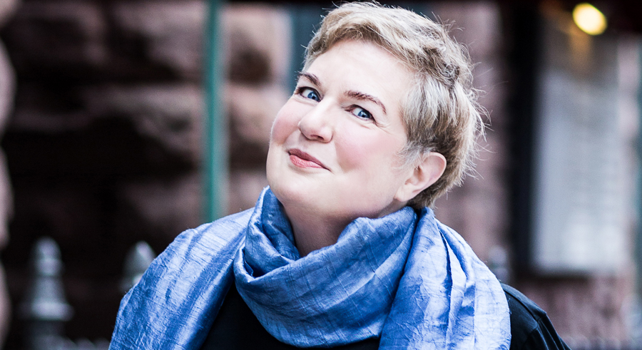 Mary Jo Pehl performs stand-up on Sat 11/5.
