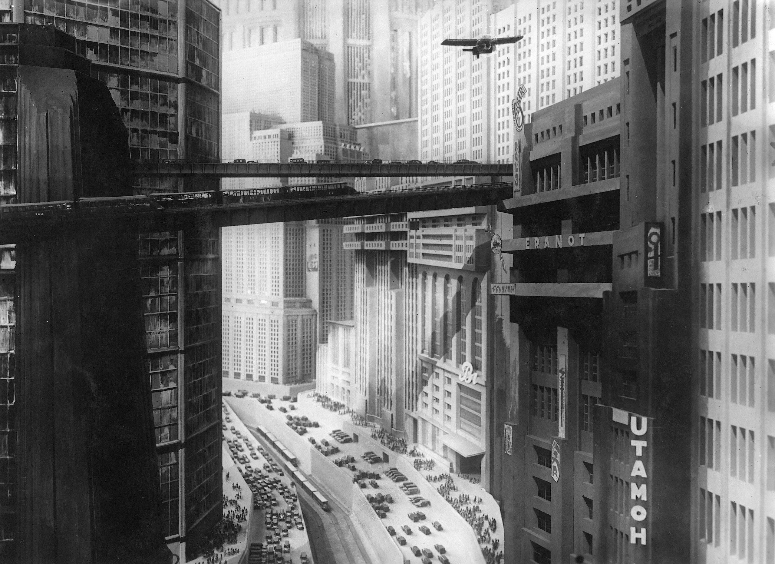 <i>Metropolis</i>