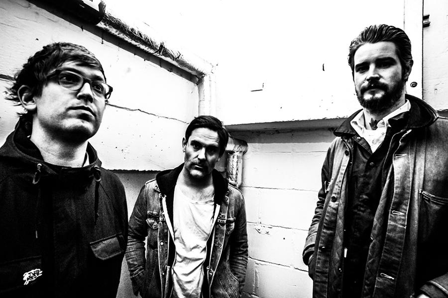 Toronto noise-rock band Metz