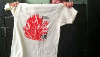 The Modern Warfare T-shirt from Chicago punklabel Eat the Life