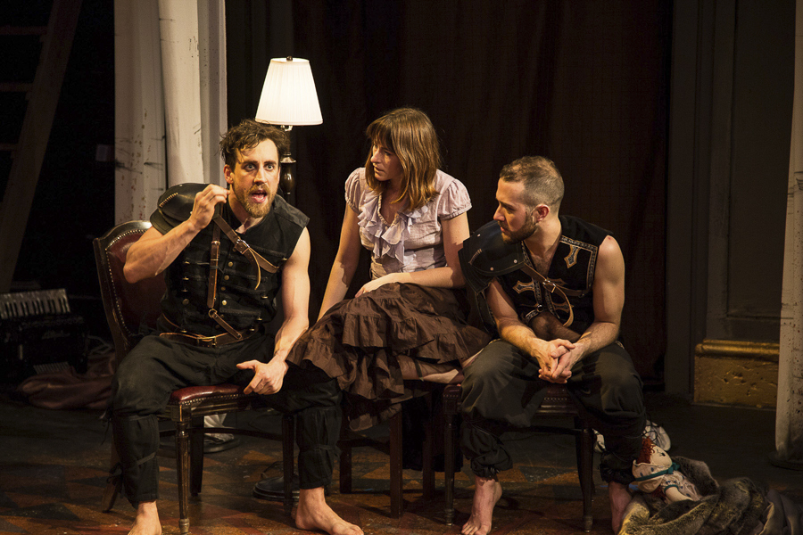 Red Tape Theatre and Walkabout Theater Company's <i>Mother of Smoke</i>