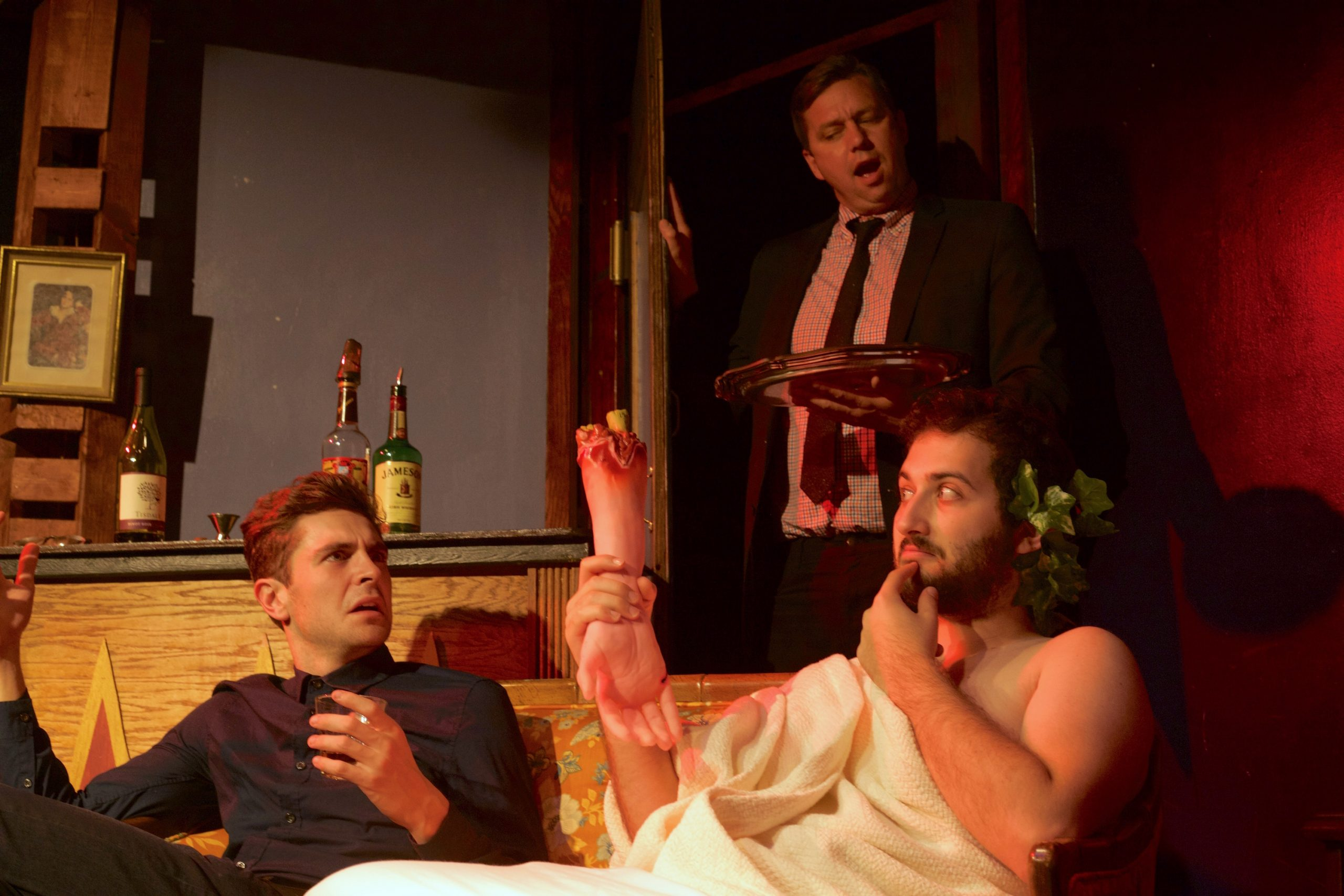 <i>Murder on Mount Olympus</i>, at Public House Theatre