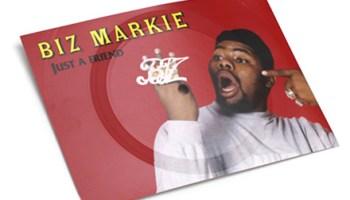 Biz Markie's playable postcard