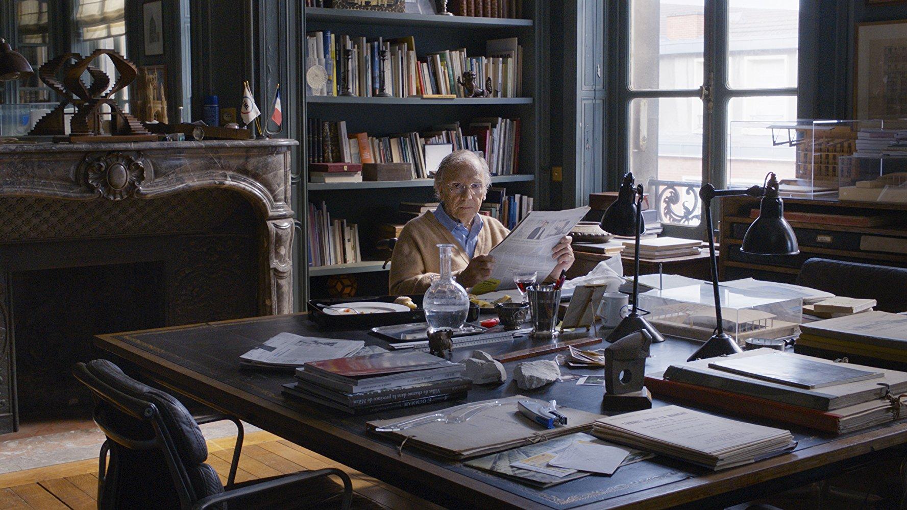 Jean-Louis Trintignant in <i>Happy End</i>