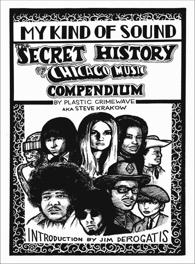 The cover of the Secret History book
