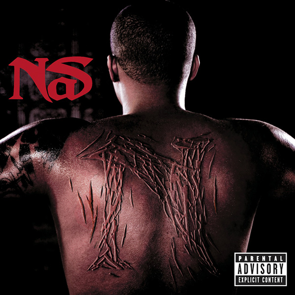 The cover of Nas's untitled 2008LP