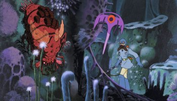 <i>Nausicaa of the Valley of the Wind</i>