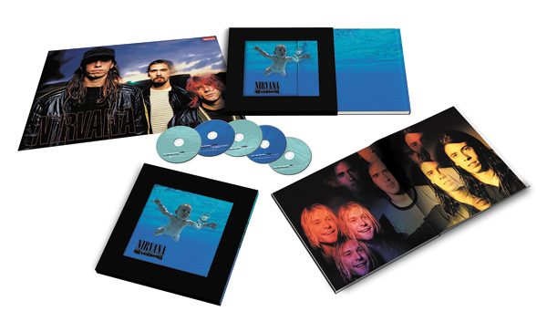 """This excellent Photoshop job depicts the """"super deluxe"""" edition of Nevermind"""