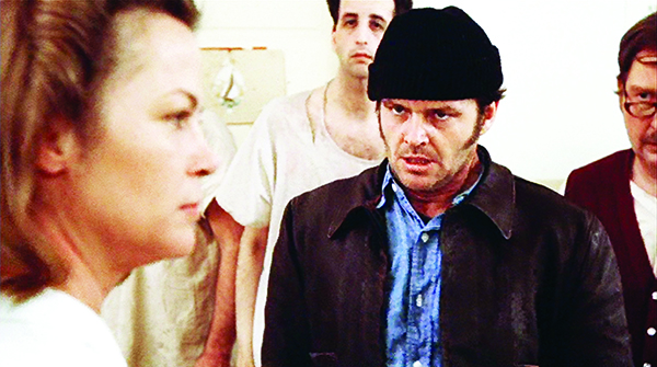 <i>One Flew Over the Cuckoo's Nest</i> screens Sat 10/18, 4 PM.