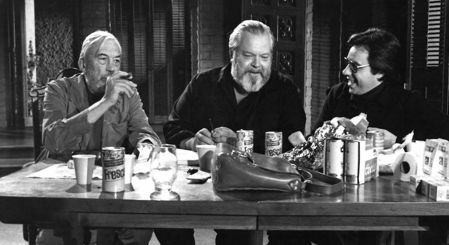 Huston, Welles, and Bogdanovich