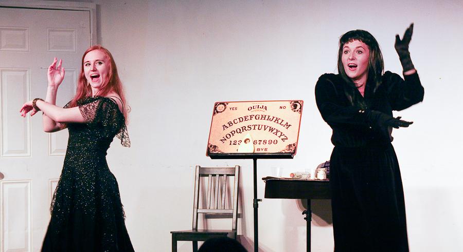 <i>Ouija: A Haunted History</i>, at the Annoyance