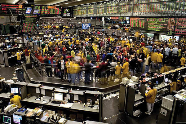 The Mercantile Exchange in 2007