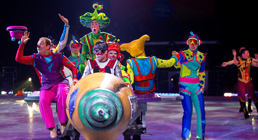Ringling Bros. and Barnum & Bailey's <i>Out of This World</i>
