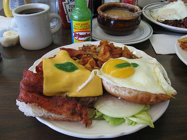 Best Diner: Patty's Diner