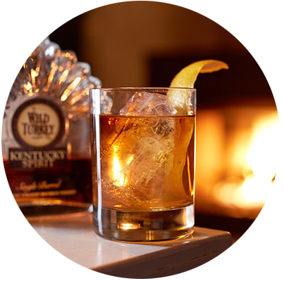 Old-fashioned at The Violet Hour