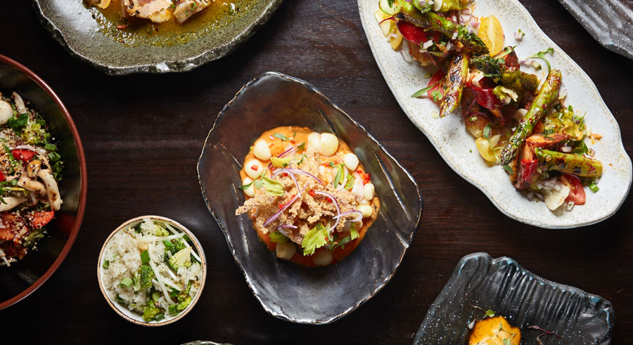 Tanta hosts a four-course dinner to celebrate 200 years of Peruvian independence.