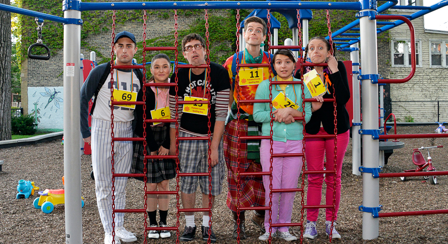 <i>The 25th Annual Putnam County Spelling Bee</i>, at pH Theater