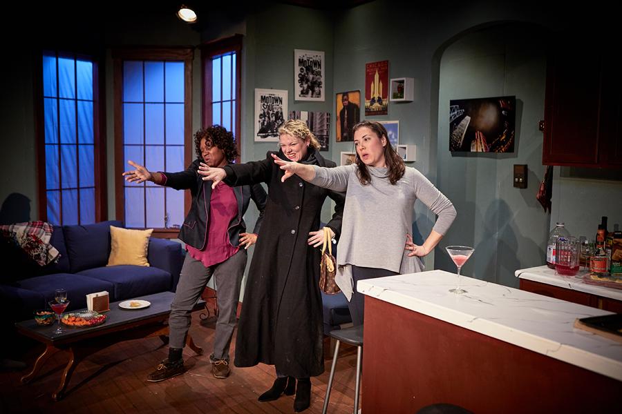 Organic Theater's <i>Phantom Pain</i>