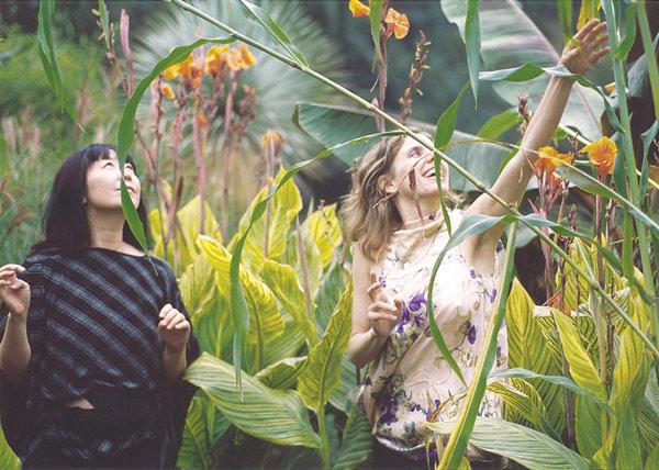 Phantom Orchard, with Ikue Mori and Zeena Parkins