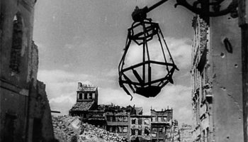 A scene from <I>Nuremberg: Its Lesson for Today</i>