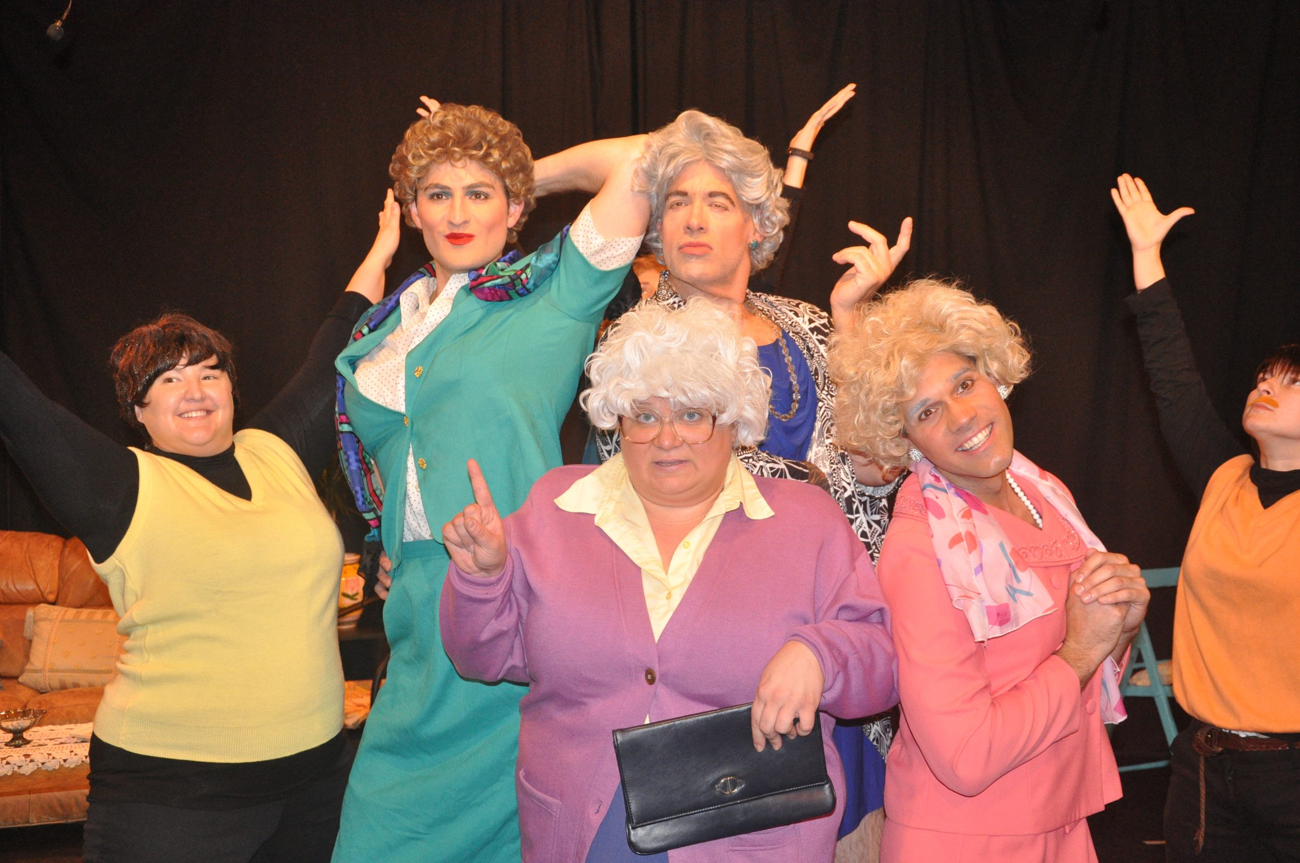 <i>Picture It! A </i>Golden Girls<i> Musical</i>, at MCL
