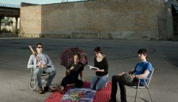 Radar Eyes: Anthony Cozzi, Nathan Luecking, Shelley Zawadzki, Lucas Sikorski