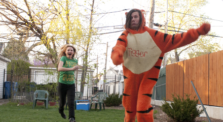 Redgrave's new EP is nothing to pooh-pooh (or tigger-tigger, for that matter)